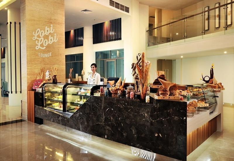 Discovery Hotel Ancol - Lobi Lobi Lounge