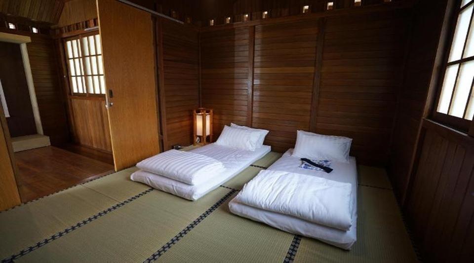 The Onsen Hot Spring Resort Malang - Room