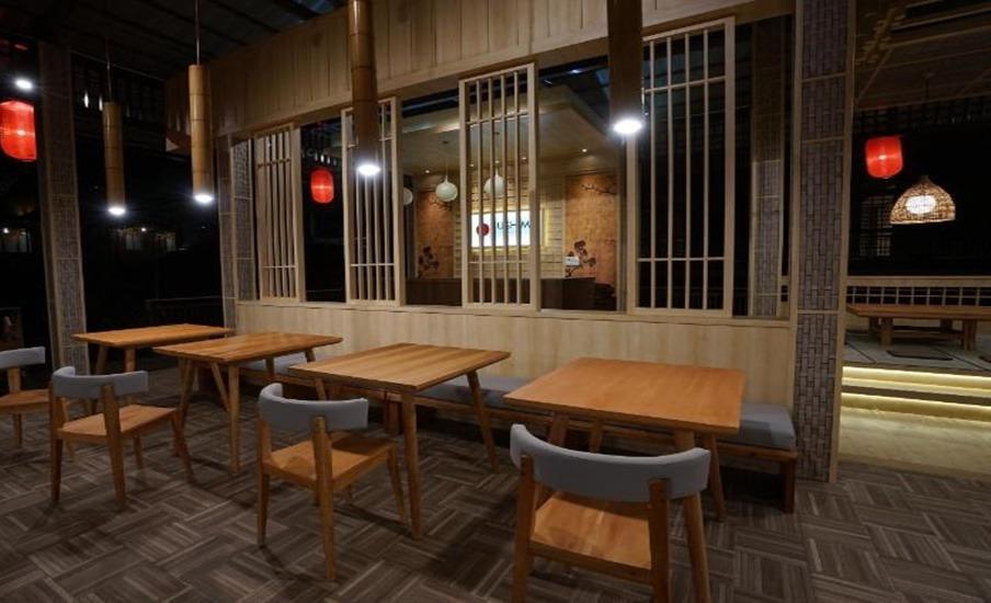 The Onsen Hot Spring Resort Malang - Interior