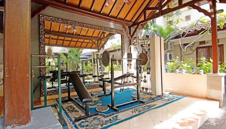 ZenRooms Paradise Legian Hotel Bali - Pusat Kebugaran