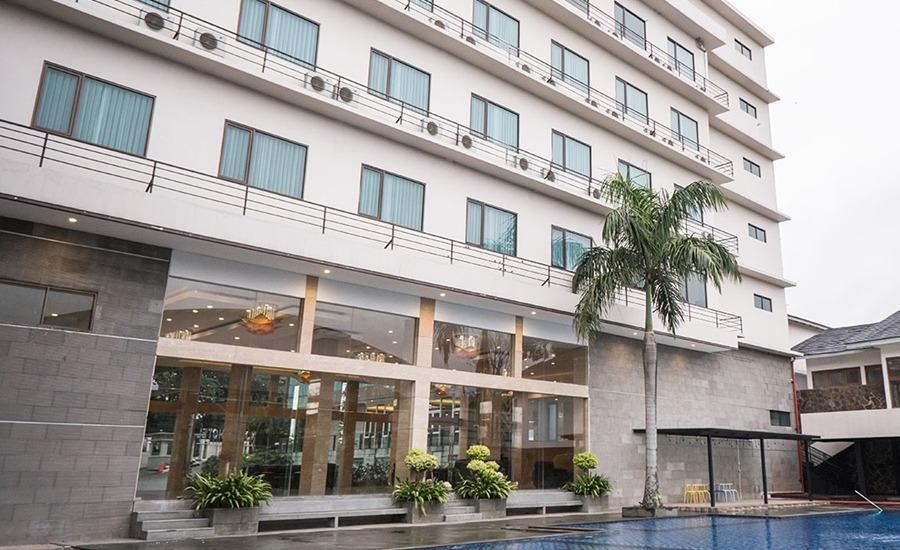 Novena Hotel Bandung Bandung -  outdoor building
