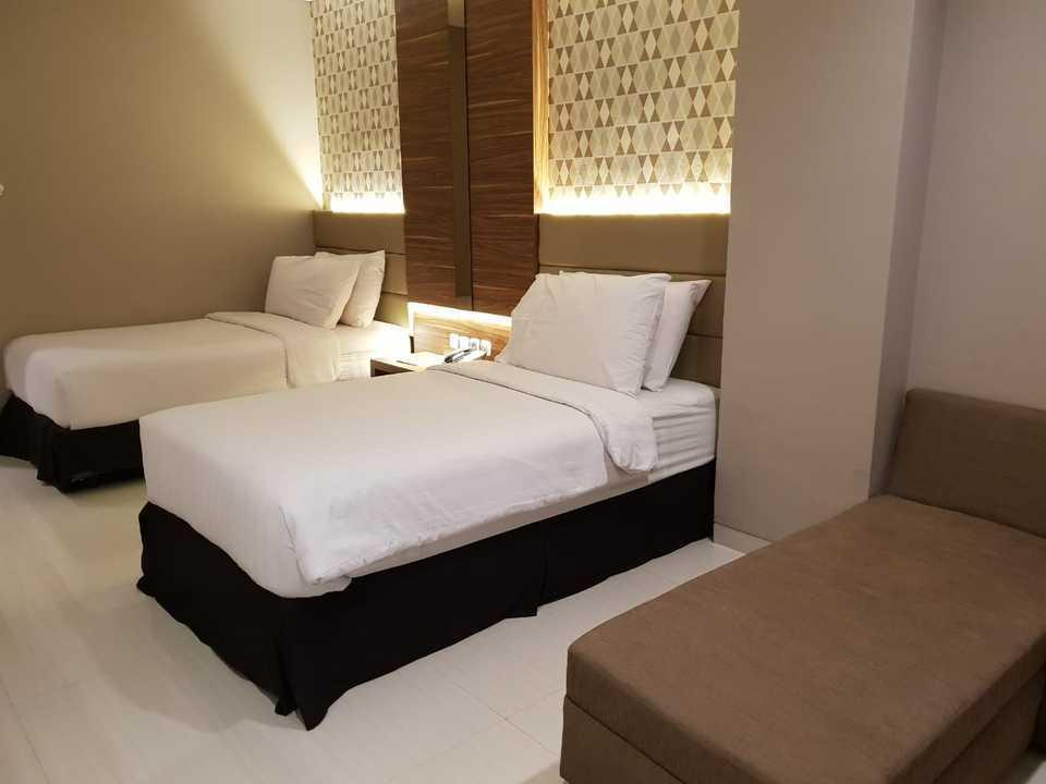 Novena Hotel Bandung Bandung - Deluxe Room Only Twin Bed Minimum stay 2 nights get 25% off!