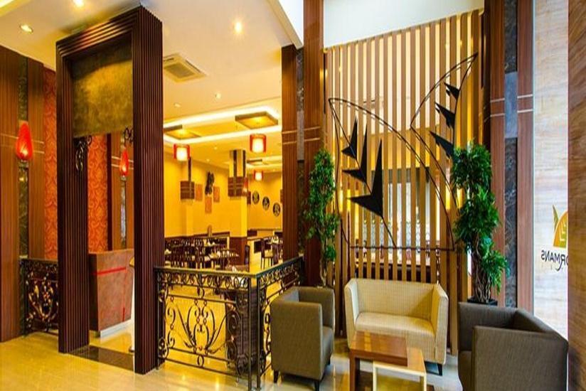Noormans Hotel Semarang - Restoran