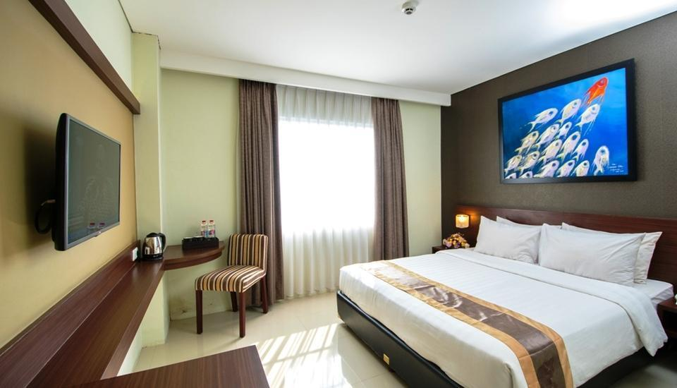 Noormans Hotel Semarang - Superior Room Breakfast King Size Bed Regular Plan