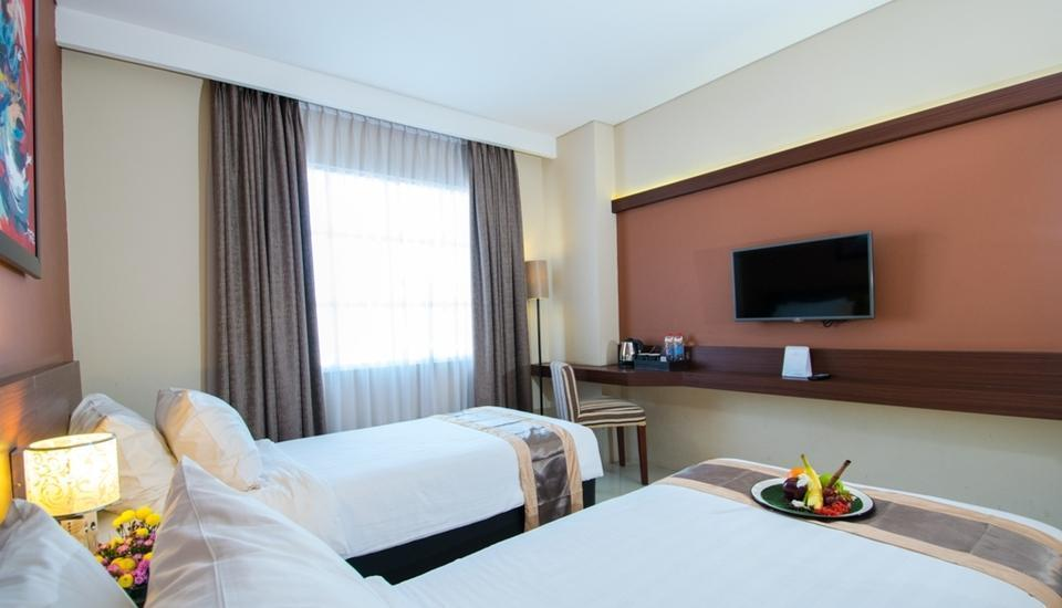 Noormans Hotel Semarang - Superior Room Breakfast Twin Bed Regular Plan