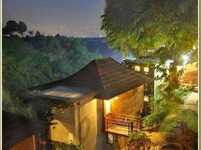 The Green Forest Resort Bandung - Appearance