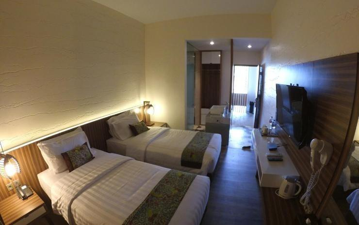 The Green Forest Resort Bandung - Executive Room