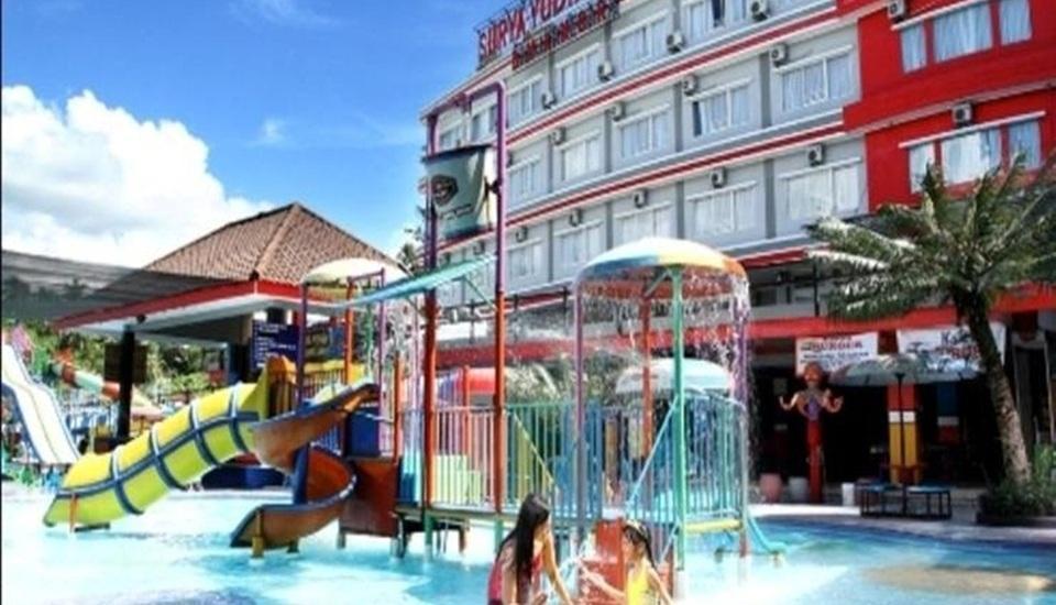 Surya Yudha Park Banjarnegara - Kolam Renang