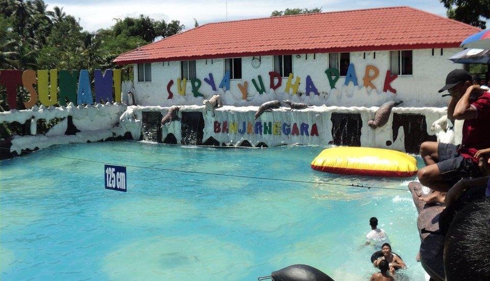 Surya Yudha Park Banjarnegara - Pool