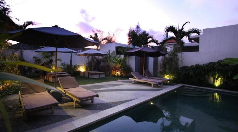 La Belle Villa Bali - Kolam Renang