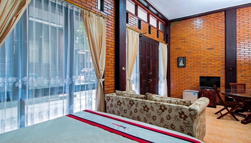 RedDoorz @Cilandak Timur Jakarta - gusetroom