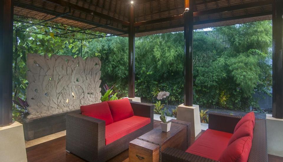 Trumbu Nusa Bali - Interior