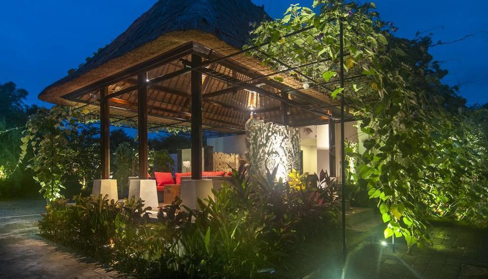 Trumbu Nusa Bali - Eksterior