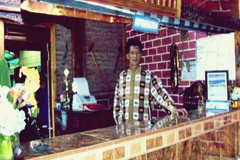 Yoschi's Hotel Probolinggo - Resepsionis