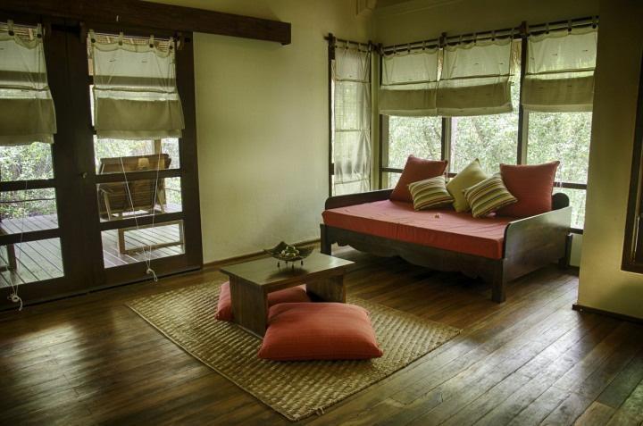 Naya Gawana Bali - Living Room