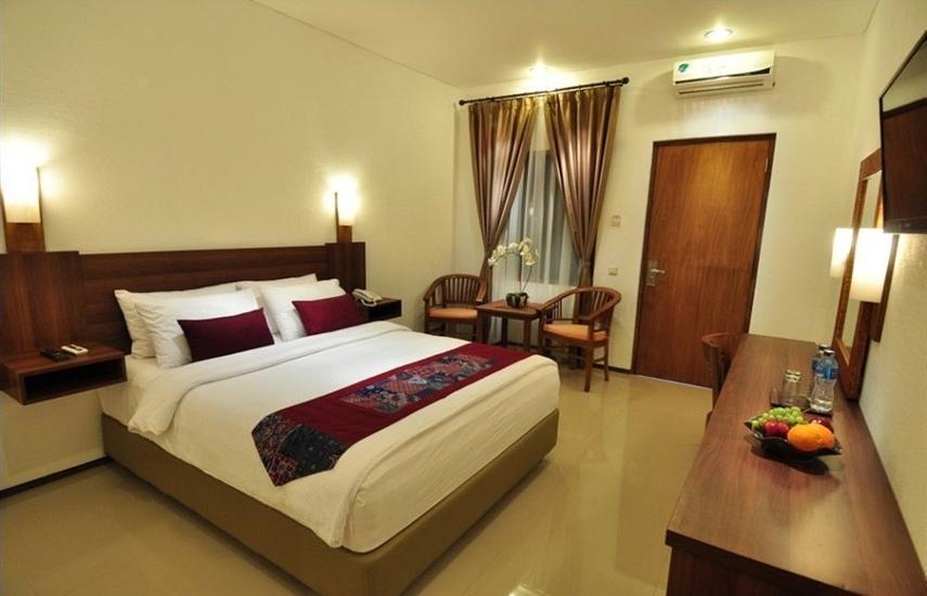 d'Lima Hotel & Villa Bali - Kamar Deluxe