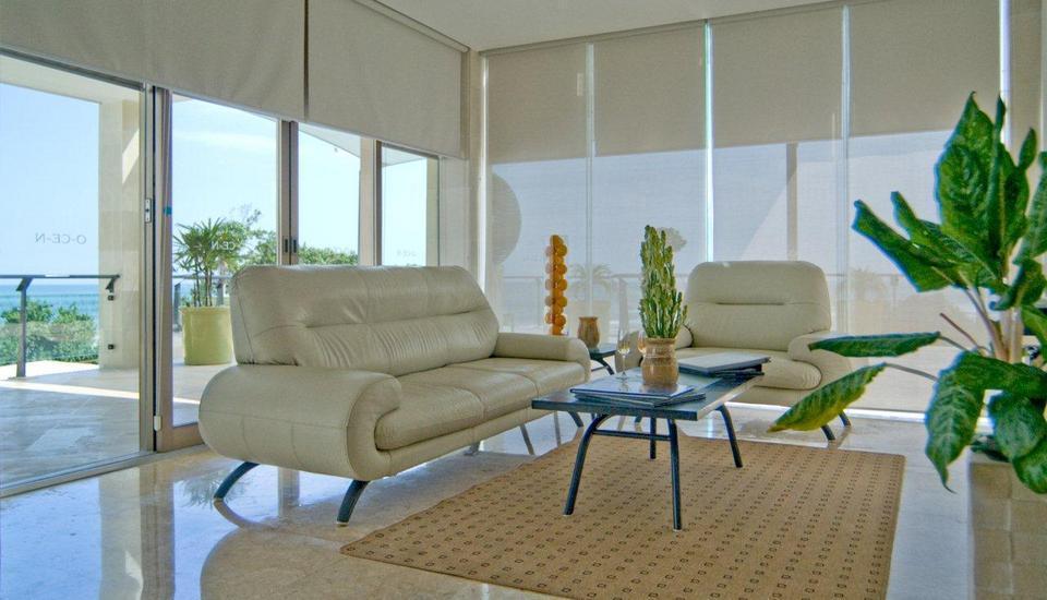 O-CE-N BALI - Two Bedroom Living Room(05/Dec/2013)