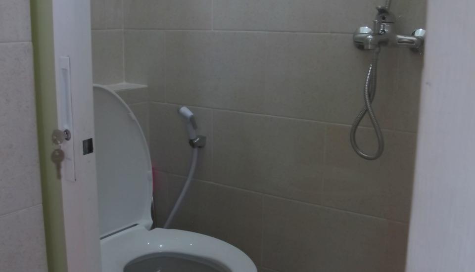 Paddington Homestay Medan - Kamar mandi
