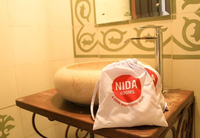 NIDA Rooms Cik Di Tiro Tugu Jogja - Kamar mandi