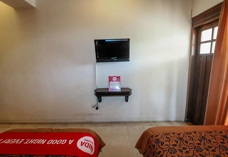 NIDA Rooms Cik Di Tiro Tugu Jogja - Double Room Double Occupancy Special Promo