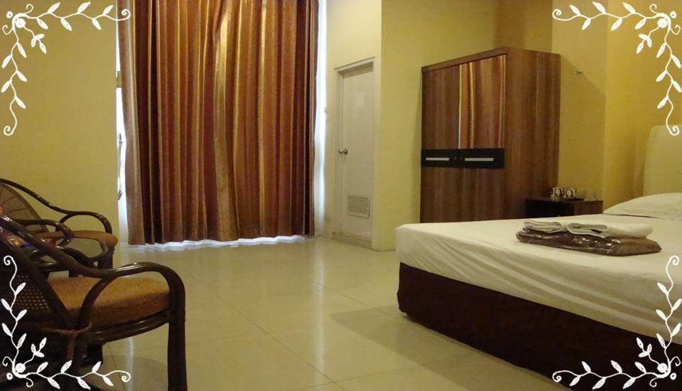 Galaxy Hotel Surabaya Surabaya - Bedroom