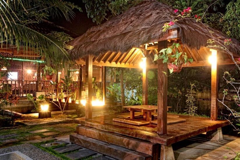 Hotel Grand Zuri Duri - Lounge