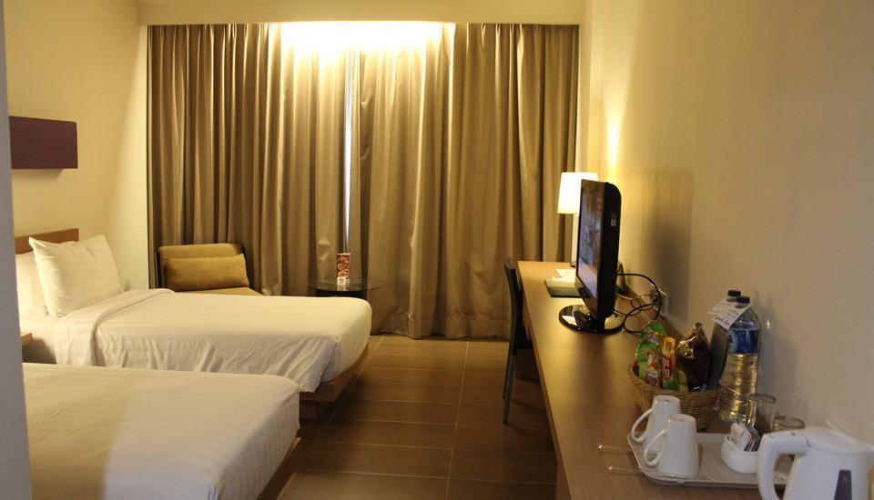 Hotel Grand Zuri Duri - Deluxe Double Regular Plan