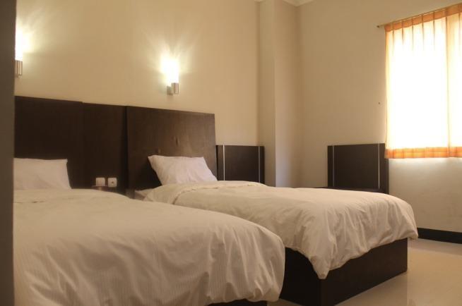 Hotel Cihampelas 3 Bandung - Kamar Deluxe Twin Tanpa sarapan #WIDIH