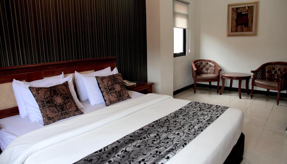 Hotel Cihampelas 3 Bandung - deluxe room