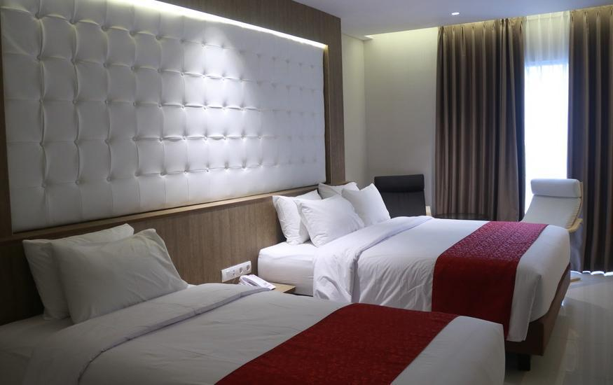 West Point Hotel Bandung - Suite room Regular Plan