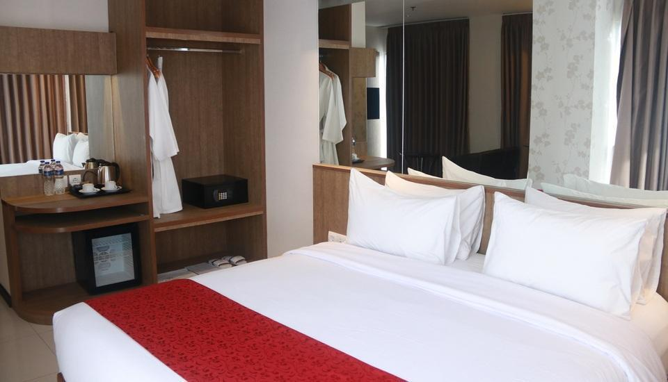 West Point Hotel Bandung - Junior Suite Regular Plan