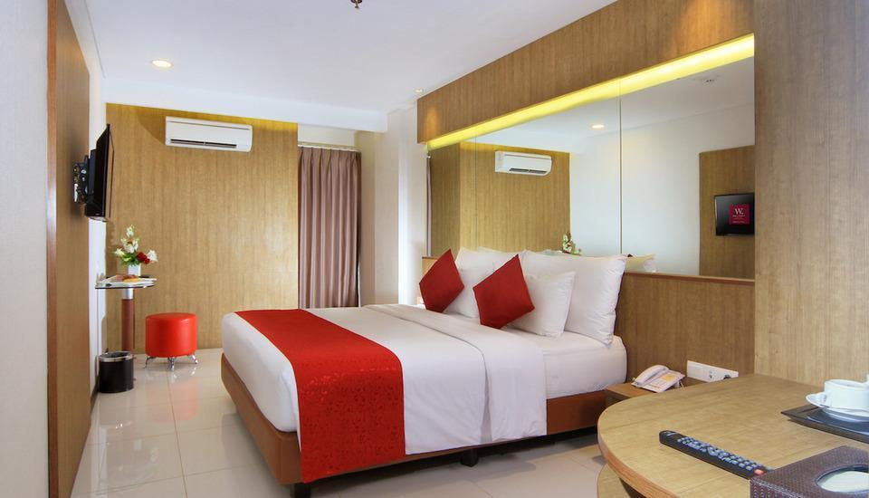 West Point Hotel Bandung - Superior King Hotel Deal