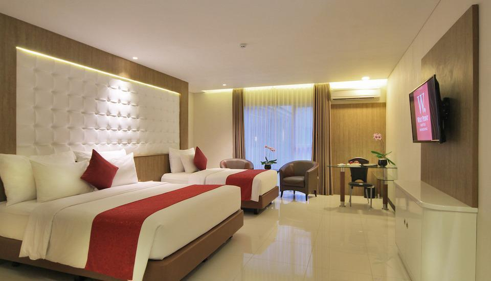 West Point Hotel Bandung - Suite Room Only  Regular Plan
