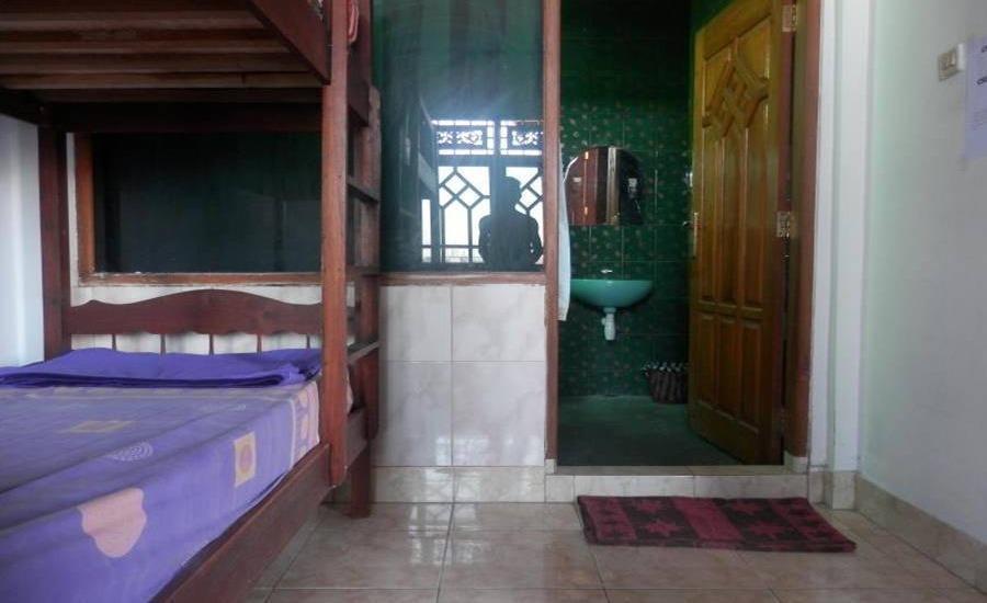 Gandhi Hostel Bali - Kamar tamu