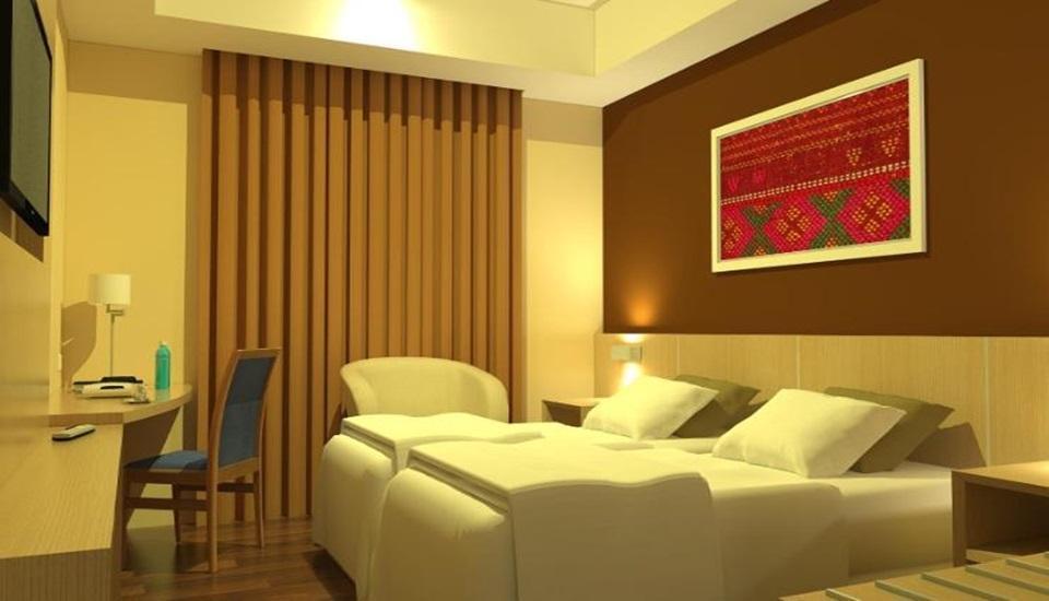 Horison Sky Kualanamu Medan - Deluxe Room Only Regular Plan