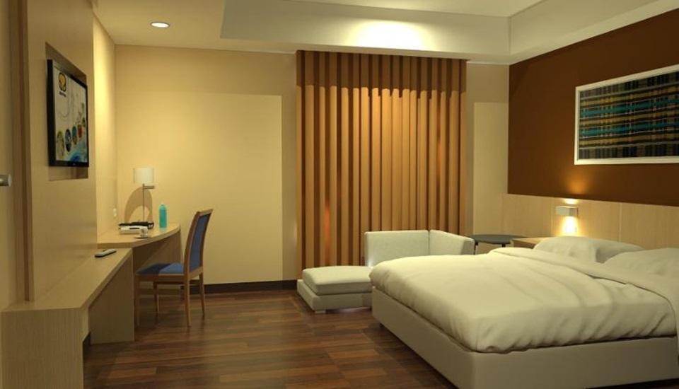 Horison Sky Kualanamu Medan - Junior Suite Regular Plan