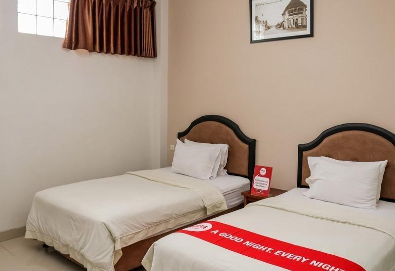 NIDA Rooms Lenkong Besar 62 Bandung - Double Room Double Occupancy Special Promo