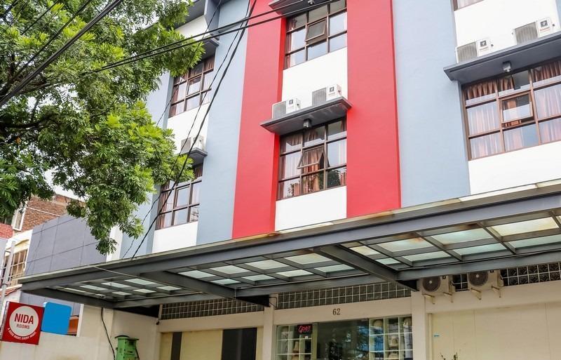 NIDA Rooms Lenkong Besar 62 Bandung - Penampilan