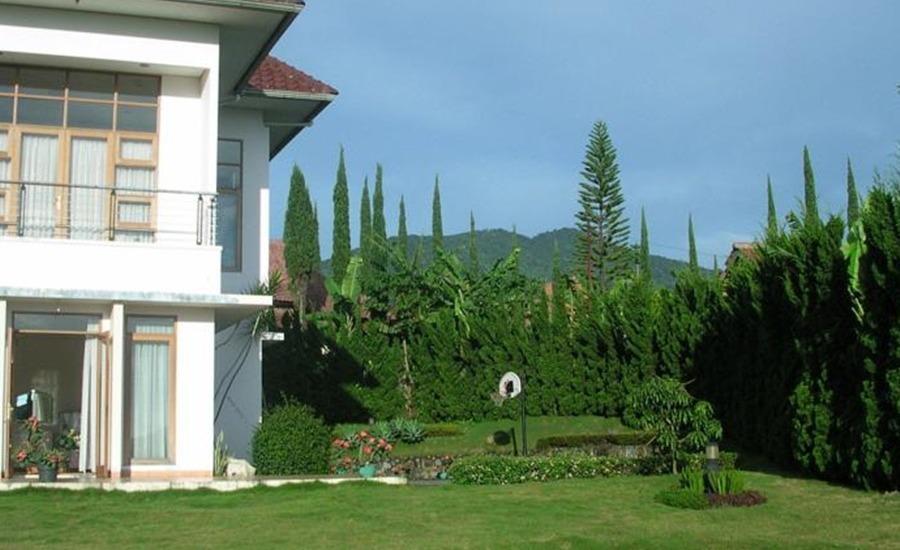 Villa Sophia Cimacan Puncak Cianjur - Eksterior