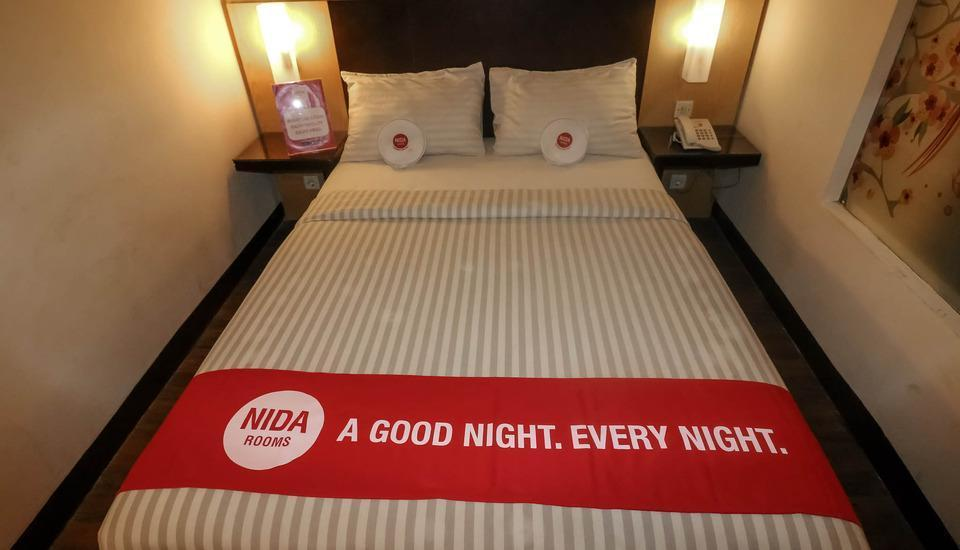 NIDA Rooms Semarang Gang Pinggir - Kamar tamu
