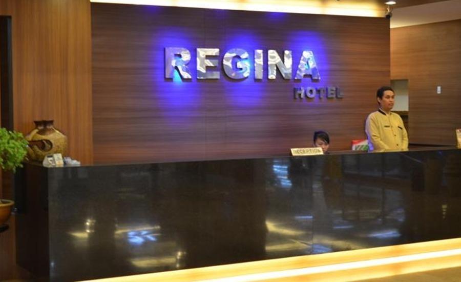 Regina Hotel Pemalang - Resepsionis