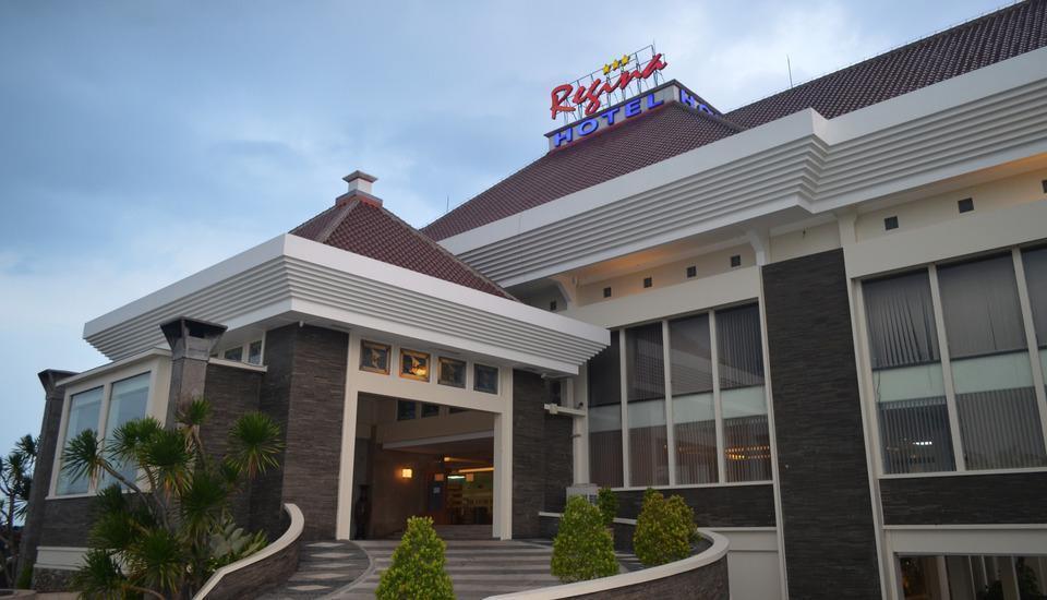 Regina Hotel Pemalang - Exterior