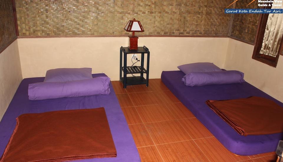 Villa Putri Dimar Darajat Garut - Kamar tamu