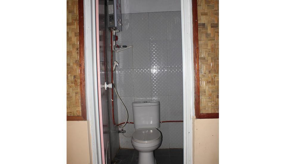 Villa Putri Dimar Darajat Garut - Kamar mandi