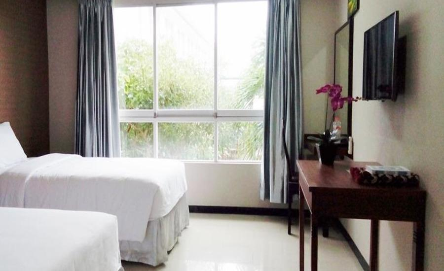 Bayt Kaboki Hotel Bali - Kamar tamu