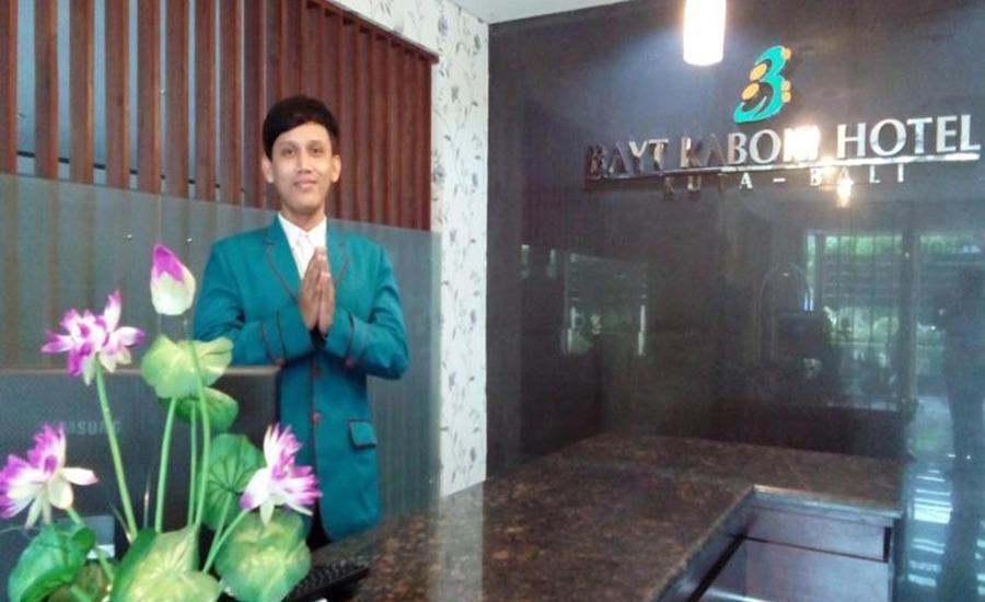Bayt Kaboki Hotel Bali - Staf hotel