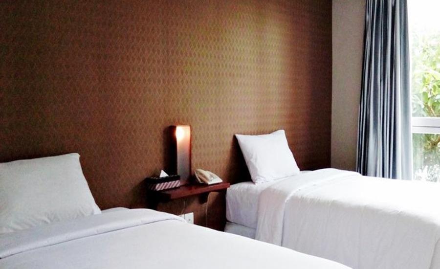 Bayt Kaboki Hotel Bali - Deluxe Twin With Breakfast BD DBF 64% 16 MEI - 13 JUN 2018
