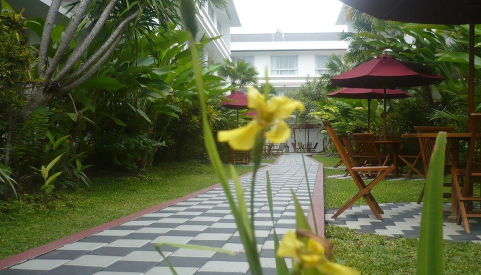 Bayt Kaboki Hotel Bali - Outdoor