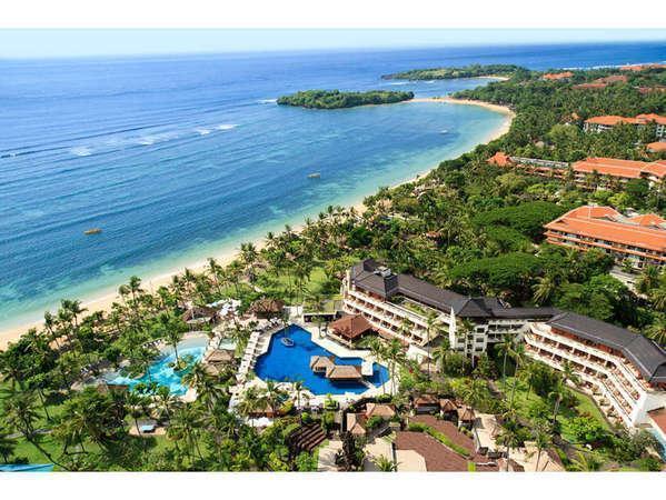 Nusa Dua Beach Hotel Bali - Areal Hotel