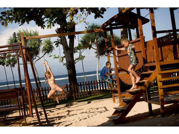 Nusa Dua Beach Hotel Bali - Childrean Play Ground